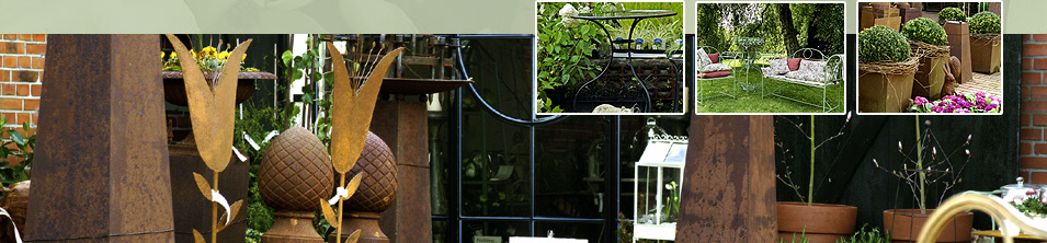 garten schwieters - accessoires - eisen, Garten Ideen